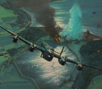 THE BREACH <em>The Dambusters 70th Anniversary Portfolio</em>