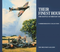 THEIR FINEST HOUR  - THE BATTLE OF BRITAIN 1940