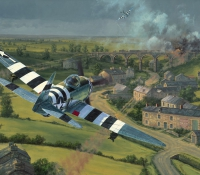 BRIDGE BUSTERS  <em>The D-Day 65th Anniversary Portfolio</em>