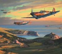 MERLIN CHORUS <em>The Battle of Britain 70th Anniversary Portfolio</em>