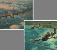 THE NORMANDY PORTFOLIO  Dawn Breakers & Return of the Hunters