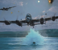 DAMBUSTERS - THE IMPOSSIBLE MISSION - Commemorative Card