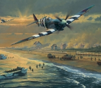 JUNO BEACH  <em> The D-Day 65th Anniversary Portfolio</em>
