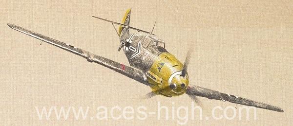 Me 262 Aces
