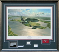 STORMBIRDS RISING <br> Framed Collectors Piece