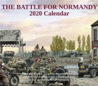 2020 CALENDAR - THE BATTLE FOR NORMANDY