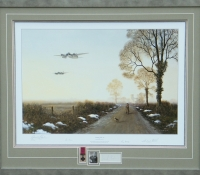 COUNTRY LIFE '43 <br> Framed Collectors Piece
