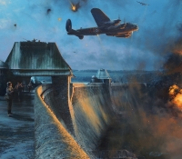 DAMBUSTERS  - LAST MOMENTS OF THE MÖHNE DAM