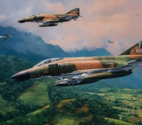 MiG ENCOUNTER <br><em>The F-4 Phantom Portfolio</em>